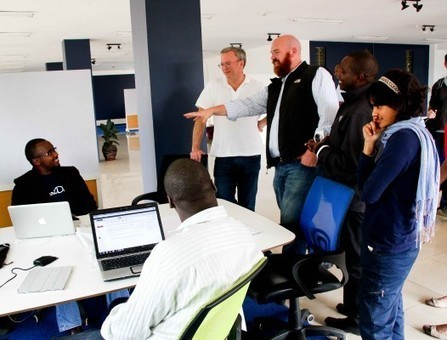 A Week of Africa by Eric Schmidt, Executive Chairman of Google | Technology, Social Media, News | Scoop.it