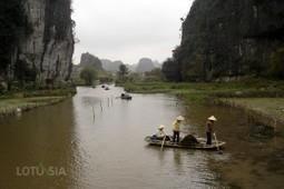 Tam Coc Vietnam – La baie d'Halong terrestre | Voyage au Vietnam | Scoop.it