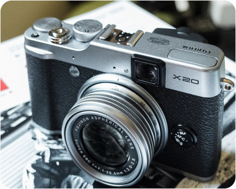 The Love-Hate Relationship with A Fujifilm X20 | optical collimator | Fujifilm X20 | Scoop.it
