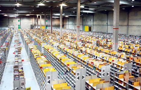 Amazon veut vendre des produits frais alimentaires - leJDD.fr | Drive | Scoop.it