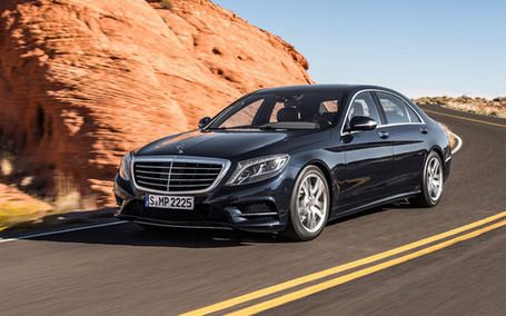 2014 Mercedes-Benz S-Class ~ Grease n Gasoline | Cars | Motorcycles | Gadgets | Scoop.it