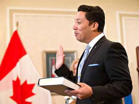 Ricardo Miranda says his journey into cabinet reflects changing face of Alberta   Politics in Alberta   Scoop.it