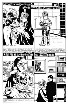 > arts factory > éditions disponibles > kiki et loulou picasso > bazooka production > un regard moderne ... | À toute berzingue… | Scoop.it