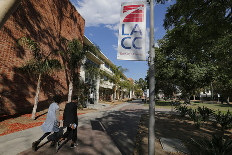 L.A. targets full-time community college students for free tuition | digital divide information | Scoop.it