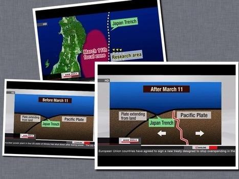 La Fosse du Japon risque un séisme comparable à celui de mars 2011 | Japan Tsunami | Scoop.it