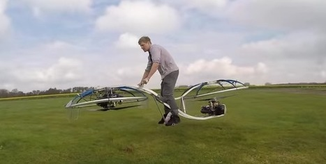 Top 5 des inventions les plus dingues de Colin Furze - Silex ID | Post-Sapiens, les êtres technologiques | Scoop.it