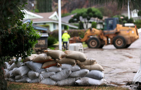 Rain in California Brings Relief, and New Problems | Sustain Our Earth | Scoop.it