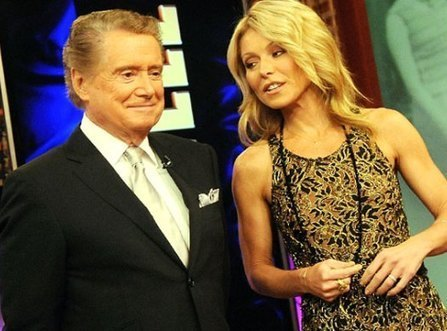 "ABC Execs Asked Regis Philbin To Return To 'Live' With Kelly Ripa | ""FOLLIEWOOD"" 