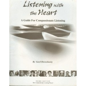 Listening With the Heart: A Guide For Compassionate Listening | Empathy Curriculum | Scoop.it