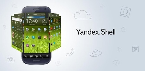 Yandex.Shell (Launcher+Dialer) - Applications Android sur GooglePlay   Android Apps   Scoop.it