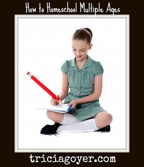 How to Homeschool Multiple Ages   How to Homeschool in Canada   Scoop.it