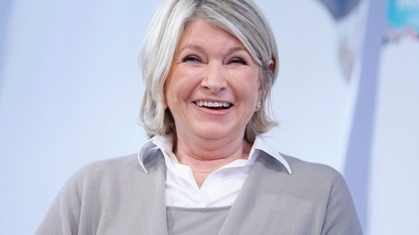 Martha Stewart: The World Wants Your Unique Product. You Just Need to Find the Right Partners. | Women in Business | Scoop.it