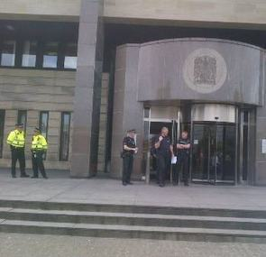 Glasgow Sheriff Court Update | Race & Crime UK | Scoop.it