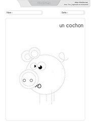 Fiches graphisme de la maternelle au primaire | FOTOTECA INFANTIL | Scoop.it