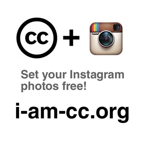 Set your Instagram free with a Creative Commons license! | Image Conscious | Scoop.it