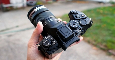 Olympus OM-D E-M1: Mirrorless Perfection for Serious Photographers [REVIEW] | Everything Photographic | Scoop.it