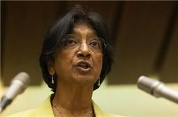 UN rights chief urges Syria war crimes probe | Human Rights and the Will to be free | Scoop.it