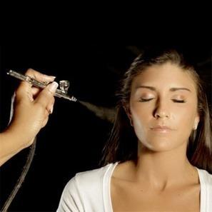 Maquillaje con aerógrafo para novias. Ventajas y desventajas | Diseño Web y Marketing Online | Scoop.it