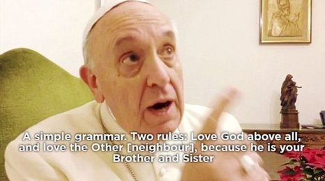 Pope shares Catholic-Pentecostal unity message in iPhone video - Tulsa World | Inter religious collaboration | Scoop.it