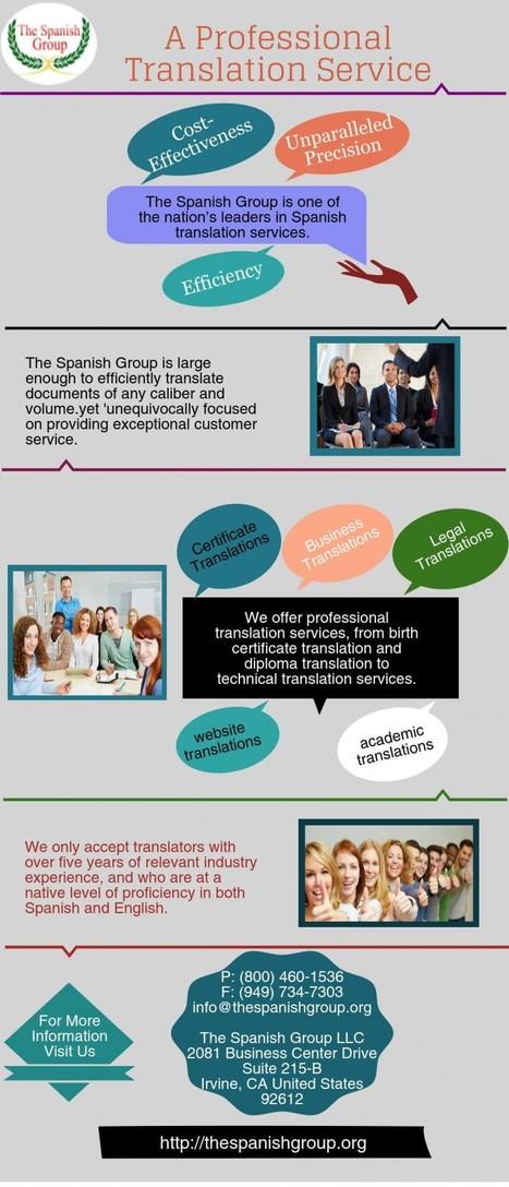 Best Spanish translation service provider | Fashion | Scoop.it