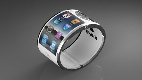 iWatch : un écran flexible de 1,5 pouces pour septembre - octobre | High-Tech | Scoop.it