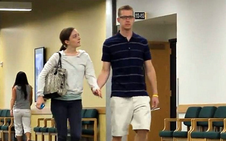 Holding Hands With Strangers Is Not as Creepy as It Sounds [VIDEO] | Prozac Moments | Scoop.it