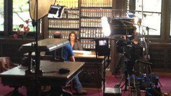 Supermodel Cindy Crawford In Hartford Wednesday For Documentary Shoot | MesRacinesFamiliales | Scoop.it