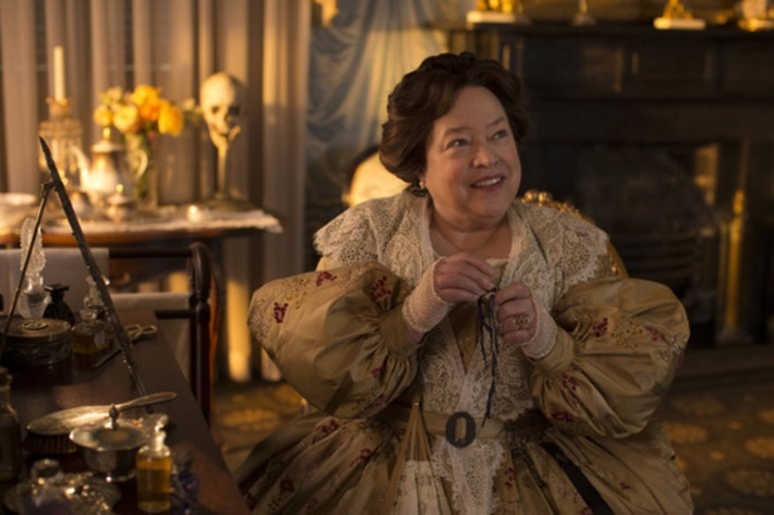 The Strange, True Story of Kathy Bates' 'American Horror Story' Character, Delphine LaLaurie | Herstory | Scoop.it