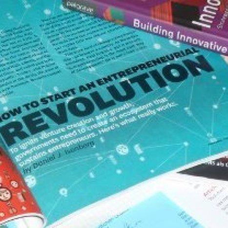 Entrepreneurial revolution? Or redefinition? | Startup Sage Int. | Scoop.it