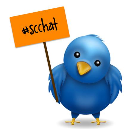 Chats en Twitter sobre orientación educativa: #scchat en EE.UU. | Orientación Educativa - Enlaces para mi P.L.E. | Scoop.it