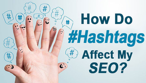 How Do #Hashtags Affect My #SEO? | Red Crow Marketing | Social Media | Scoop.it