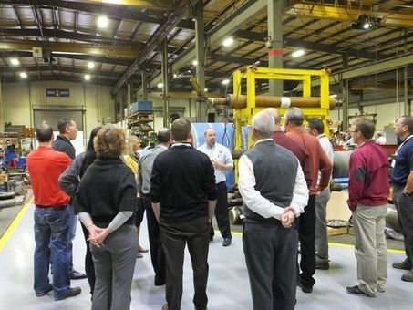 SD manufacturers, educators learn strategies at Toyota - Sioux Falls Argus Leader | Rickman Lean Solutions | Scoop.it