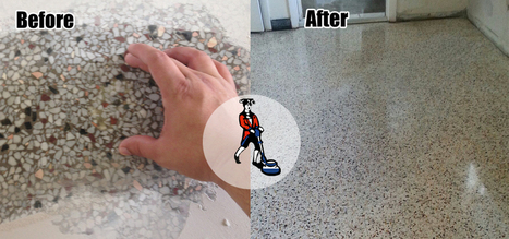 We're Known as the Terrazzo Experts | Terrazzo Restoration | Scoop.it