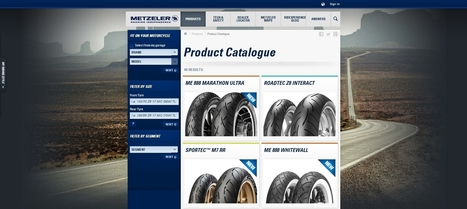 New brand positioning for METZELER, for over 150 years the two wheels specialist | Motorcycle Industry News | Scoop.it