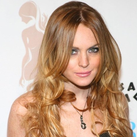 Lindsay Lohan Admits Writing Her Infamous Celebrity Sex List | Celebrity News And Gossips | Scoop.it