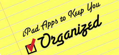 iPad Apps To Keep You Organized: iPad/iPhone Apps AppList | Weekly Web Wonders | Scoop.it