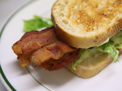 Why Bacon Is A Gateway To Meat For Vegetarians | BaconFoodie | Scoop.it