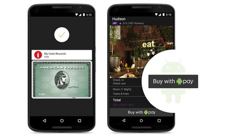 VIDEO: Google announced Android Pay during I/O 15, the simple and secure way to pay | Tech Latest | Scoop.it