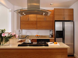 Bamboo Kitchen Cabinets – Natural Designs in Your Kitchen | Facebook Android-Based Operating System | Scoop.it