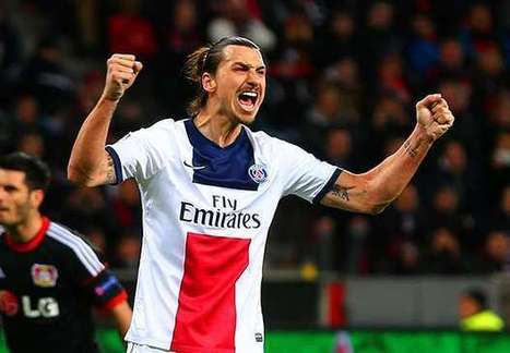 Ibrahimovic named Ligue 1 Player of the Year - Goal.com | Football | Scoop.it