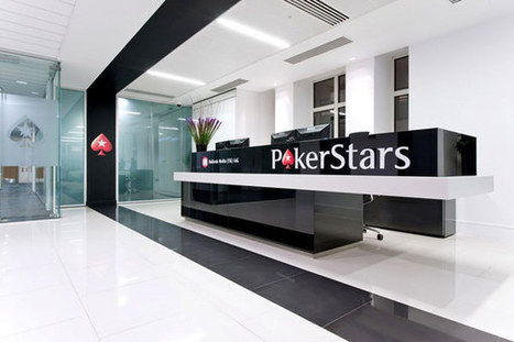 The Work Behind the Game: New PokerStars Offices in London | Design | News, E-learning, Architecture of the future at news.arcilook.com | Diseño de oficinas y espacios comerciales | Scoop.it