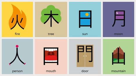 Impara il cinese con Chineasy | SOcial MEdia TOURISM | Scoop.it