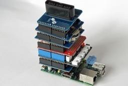 Arduberry brings Arduino to Raspberry Pi | Electronics Weekly | Raspberry Pi | Scoop.it