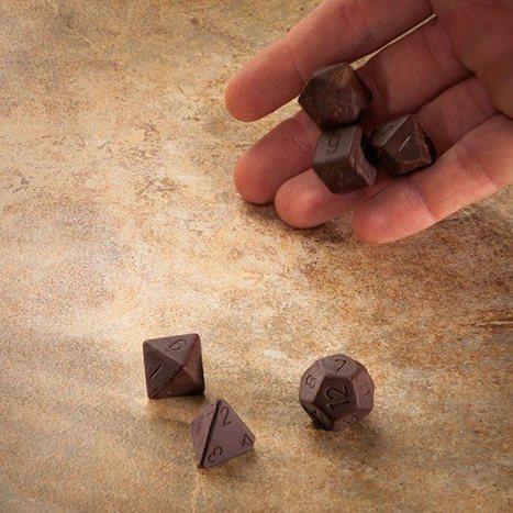 Les chocolats du rôliste | Jeux de Rôle | Scoop.it