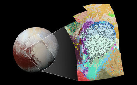 Scientists Construct Geological Maps of Pluto's   Geology   Scoop.it