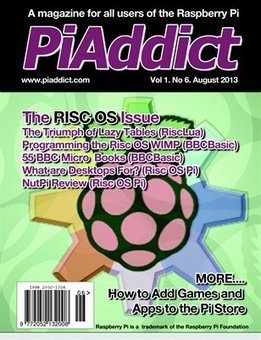 PiAddict - Raspberry... | PiAddict Magazine Vol.1 No.6 | Raspberry Pi | Scoop.it