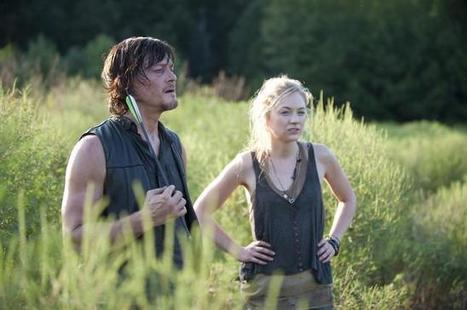 The Walking Dead: Who Is in the Woods with Daryl Is More Important Than You Think   #BreakingLeft   Scoop.it
