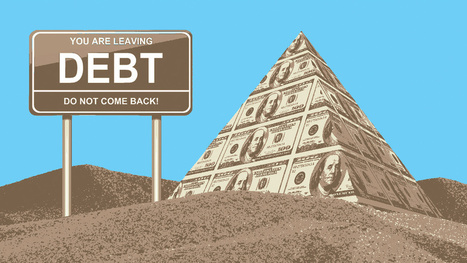 A Step-by-Step Guide to Getting Out of Debt | Ken's Odds & Ends | Scoop.it
