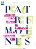 Journées du patrimoine, septembre 2012 - Gen&O | Généalogie en Pyrénées-Atlantiques | Scoop.it