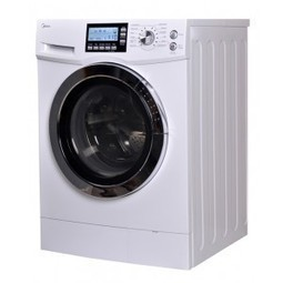 Midea-MFL70-D1211S-White-Fast Dry Ventless-Combo Washer Dryer-15lbs | IndoorAppliances, Laundry, Washers, Dryers, Refrigerators, Freezers, Coolers | Scoop.it